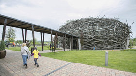 Babišovo Čapí hnízdo, při jehož financování se údajně dopustil dotačních podvodů.