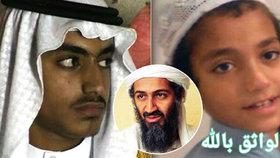 """Zemřel vnuk Usámy bin Ládiny, jeho smrt oznámil """"korunní princ teroru"""" Hamza bin Ládin."""
