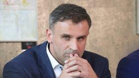 Jiří Zimola má zálusk na nejvyšší post v ČSSD. Líbilo by se mu i ve vládě.