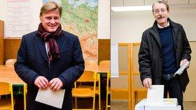Do druhého kola doplňovacích senátních voleb na Trutnovsku dnes postoupili favorizovaní Jan Sobotka (za STAN) a Jiří Hlavatý (za ANO).