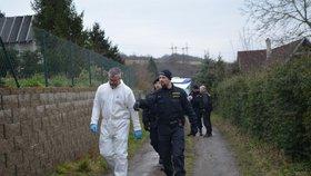 Policie vyšetřuje vraždu na Ústecku, na místě byli tři mrtví