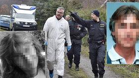Podle místních byli v chatě v Českém Újezdě zavražděni manželé Aleš a Marie S.