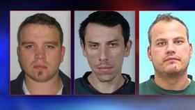 Ze tří vězňů policie dva dopadla.
