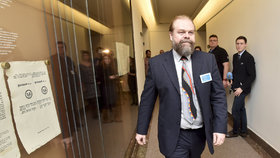 Jednání mandátového a imunitního výboru: Státní zástupce Jaroslav Šaroch