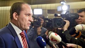 Poslanec Výborný bude kandidovat na předsedu KDU-ČSL.