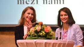 Debata žen kandidátů na prezidenta: Michaela Horáčková a Monika Hilšerová