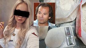 Hrozí Tereze pomsta od drogového gangu? Hraje vabank, jde o život, míní expert Šándor