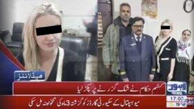 Terezu zadrželi v Pákistánu s 9 kily heroinu.