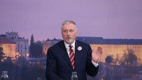 Prezidentský kandidát Mirek Topolánek v duelu Blesku