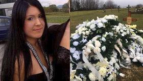 Sylvie teď odpočívá v hrobě se svými nenarozenými dvojčátky.