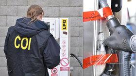Inspektoři ČOI kontrolovali kvalitu pohonných hmot.