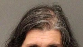 Matka Louise Anna Turpin (49) na policejním snímku