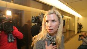 Podle Kateřiny Valachové jde ze strany Václava Klause ml. jen o laciné gesto.
