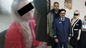 Soud s Terezou v Pákistánu: Mladá Češka nepřišla! Náhlé komplikace s policií