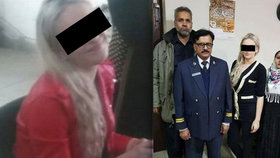 Kdo je tajemný Pákistánec Tárik? Kamarádka Terezy promluvila o muži, kterého při výslechu udala celníkům
