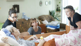 Pavel Klimeš pracuje v mobilním hospicu, který pomáhá lidem, co se rozhodli zemřít doma