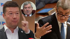 Vydání Babiše se oddaluje. SPD a KSČM smění průtahy za trafiky, míní poslanci