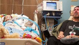 Braylynn Lawhon ze srdceryvného snímku, na kterém je zachycena vedle umírajícího dědečka, zemřela na rakovinu.