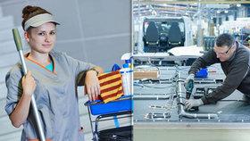 V Česku chybí tisíce pracovníků (ilustrační foto).