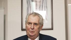 Prezident Miloš Zeman přijme příští středu demisi vlády.