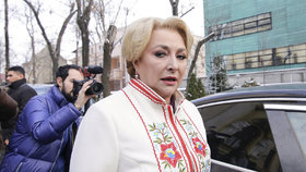 Nová rumunská premiérka Viorica Dancilaová