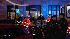 Mohutný požár hotelu v centru Prahy má třetí oběť! Zemřeli mladí lidé z Německa a Jižní Koreje