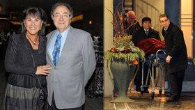 V Kanadě byla nalezena oběšená těla miliardáře Shermana a jeho manželky.