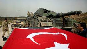Turecká operace v Afrínu si už vyžádala 18 civilních obětí.