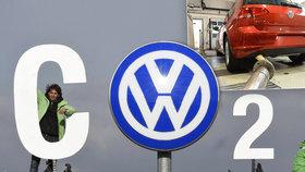 Téměř 1400 Čechů se soudí s automobilkou Volkswagen kvůli dieselgate. (ilustrační foto