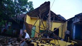 Zemětřesení v Indonésii z prosince 2017