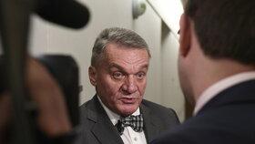 Mandátový a imunitní výbor řešil vydání poslance Bohuslava Svobody (ODS)