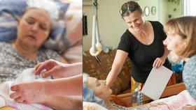 Pečují o vážné případy za málo. Kdy začnou sestry z domácí zdravotní péče brát víc?