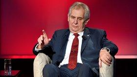 Výzva požaduje, aby došlo k prověření financování kampaně prezidenta Miloše Zemana.