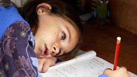 Spánek je velice důležitý pro správný vývoj. Děti, které dobře a dostatečně spí, mají i lepší studijní výsledky.