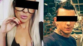 Kvůli pašeračce Tereze se zatýká i v Česku: Policie sebrala mladíka z Plzně!