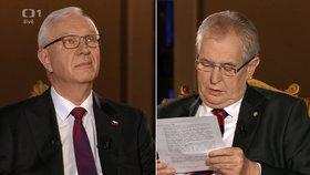 Ve čtvrteční debatě prezidentských kandidátů v České televizi zaznělo celkem 90 faktických tvrzení, více nepravdivých výroků pronesl současný prezident Miloš Zeman.