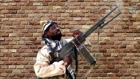 Bojovník islamistické organizace Boko Haram operující především na území státu Nigérie (ilustrační foto)