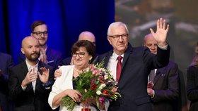 Jiří Drahoš neuspěl v druhém kole prezidentských voleb