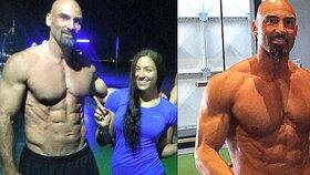 Americký fitness guru Jordan Branford čelí až sedmiletému vězení v Dubaji kvůli sprostému slovu na sociální síti. Práskla ho bývalá manželka.