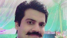 Terezin právník Čaudhrí Džavád Zafar