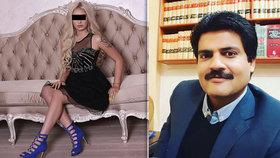 Největší obava Terezy zadržené v Pákistánu? Bojí se, že ve vězení ztloustne!