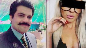 Pákistán jde po Češkách, které jely do země za modelingem: Terezin právník prozradil, kolik lidí už zadrželi.