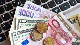 Euro, nebo česká koruna? Věčná diskuse, která zatím nikam příliš nevede.