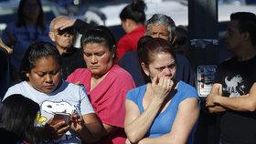 Střelba ve škole v Los Angeles