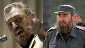 Syn Fidela Castra spáchal sebevraždu