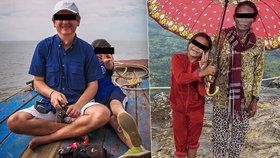 Wendi sedí dál v kambodžském vězení: Bratr zneužité dívky dostal auto od neziskovky, která poslala Čecha za mříže.