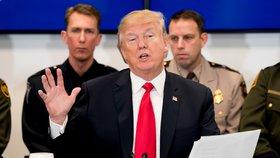 Trump promluvil o tom, že by se Rusko mělo vyvarovat sebemenšího jaderného útoku
