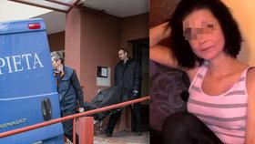 Renata byla brutálně zavražděna. Její tělo našel v posteli přítel.