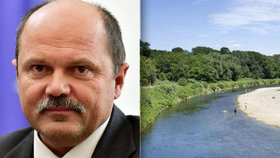 Jiří Milek (ANO) plánuje výstavbu kanálu Morava–Dunaj.
