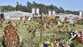 Bývalý koncentrační tábor Lety